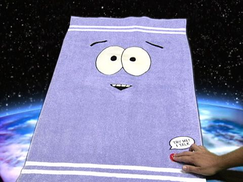 Towelie South Park. Towelie